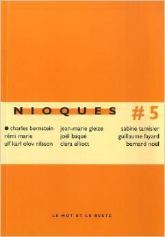 <i>Nioques</i> n°5 |Nostra Sabine Tamisia