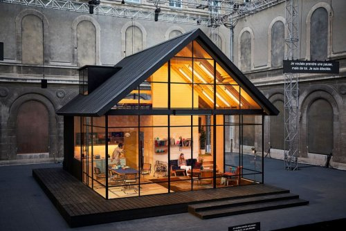 Papier glacé : Ibsen Huis de Simon Stone