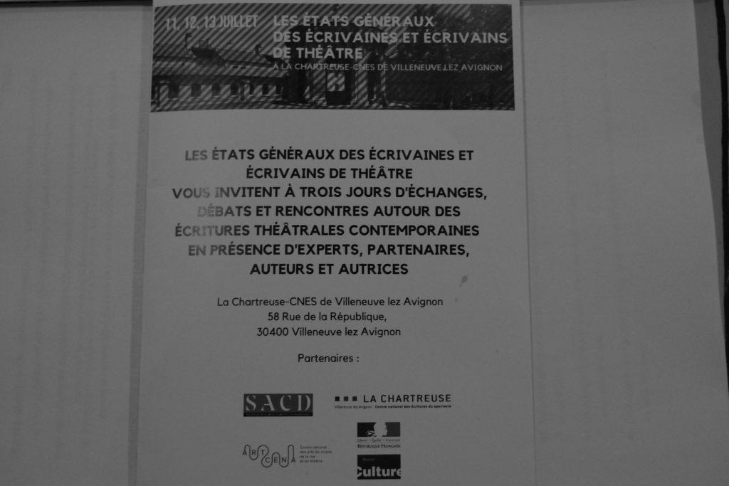 EGEET… SOS des auteurs.