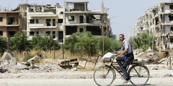 ÉGALITÉ… Habibi bicyclette.