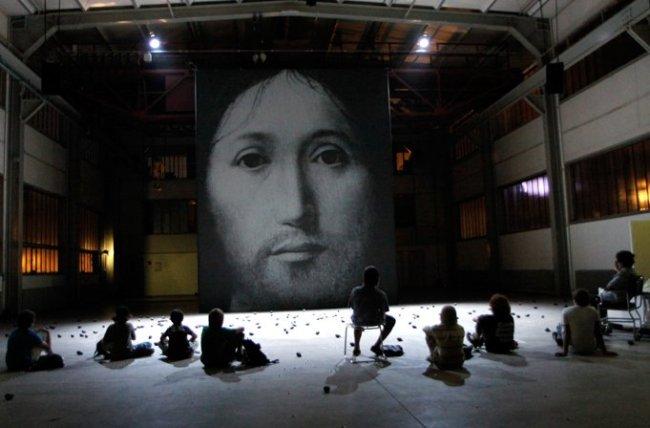 Castellucci censuré   lettre d'Arnaud Rykner au Préfet de la Sarthe