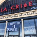 L'occupation des théâtres | un jour à la Criée